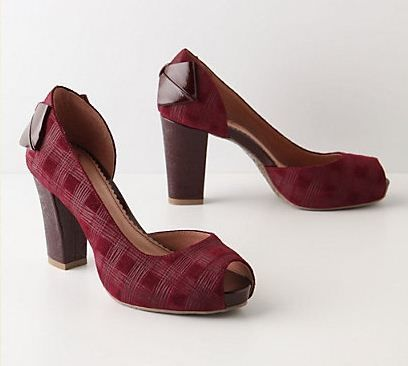 berry shoes