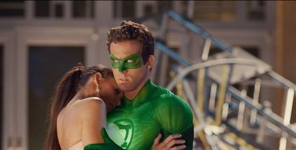 Green Lantern movie still
