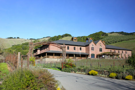 The tech building skywalker Ranch