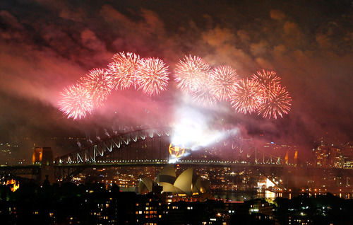 Australia new year